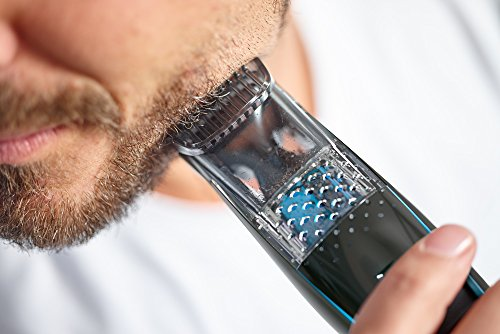 Philips Series 7000 Beard and Stubble Trimmer BT7202/13 with Integrated Vacuum System