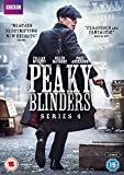 Picture Of Peaky Blinders Series 4 [DVD]