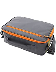 river peak Fly reel bag shoulder handbag type #3-10 6 reel