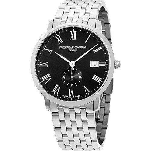 FREDERIQUE CONSTANT Unisex Steel Bracelet & CASE Quartz Watch FC-245BR5S6B