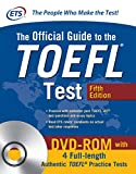 #8: Official Guide to the TOEFL Test with Downloadable Tests, Fifth Edition