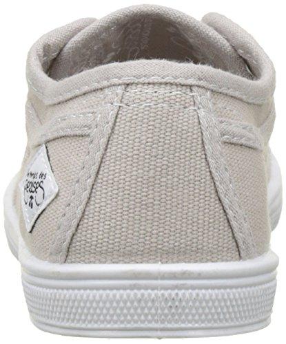 LE Temps Des Cerises Damen Sneaker - Basic 02 Grau(Perle)