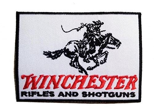 ecusson-winchester-rifles-et-shotguns-blanc-75x87cm-patches-brode-appliques-embroidery-thermocollant