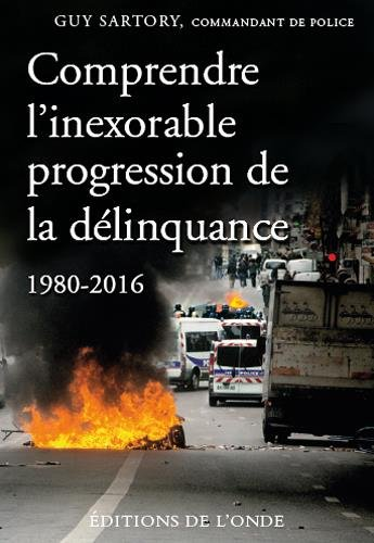 Comprendre l'inexorable progression de la délinquance, 1980-2016