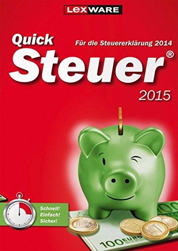 Preisvergleich Produktbild QuickSteuer 2015 [PC Download]
