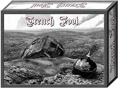 Trench Foot - das Strategie-Brettspiel im Ersten Weltkrieg