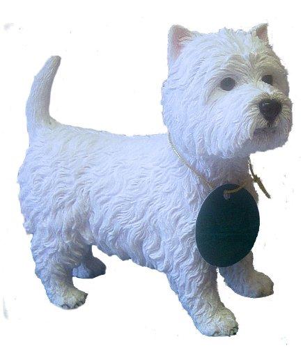 Leonardo Dekofigur West Highland Terrier (Westie) -