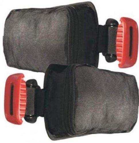 Mares Erwachsene Weste BCD Kit MRS Plus pair, Schwarz, M/L/XL, 417954