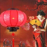 Chinesische Laternen Schaf Lampen Kronleuchter FESTLICHE rot Kronleuchter Chinesischen Kronleuchter Restaurant Balkon Gang Lichter Korridor Lichter