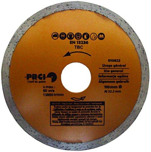 prci 010822Diamant-Trennscheibe Power Plus, orange, 110mm