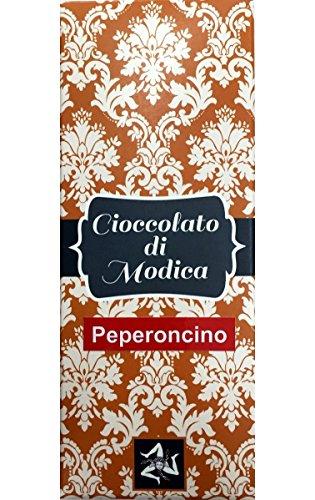 Farinato Cioccolato di Modica al Peperoncino - Astuccio da 100 gr - [confezione da 5]