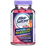 Alka-Seltzer Heartburn Plus Gas Relief C...