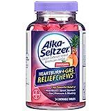 Alka-Seltzer Heartburn Plus Gas Relief C...