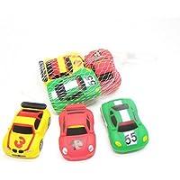 Preisvergleich für 3 stücke loating Badespielzeug Gummi Schwimmenden Boot Fahrzeug Flugzeug Bad Squirt Spielzeug für Baby oder Kinder