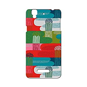 G-STAR Designer Printed Back case cover for Micromax Yu Yureka - G4650