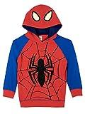 Uomo Ragno - Felpe con cappuccio per ragazzi - Marvel Spiderman - 3-4 Anni