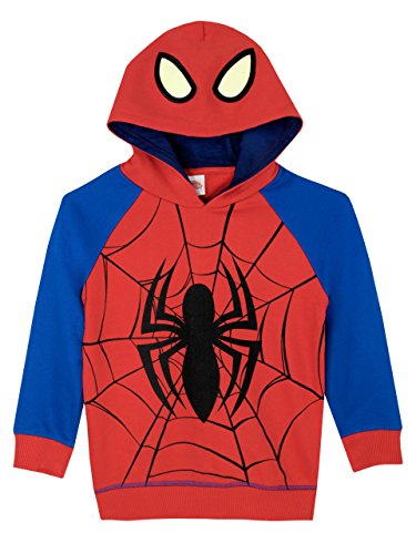6ee2cbaacfb35 Spiderman Jungen Marvel Spider-Man Sweatshirt 128