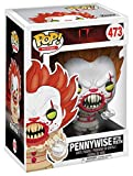 (With Teeth) - Funko POP Movies Stephen King's IT Pennywise 473 (With...