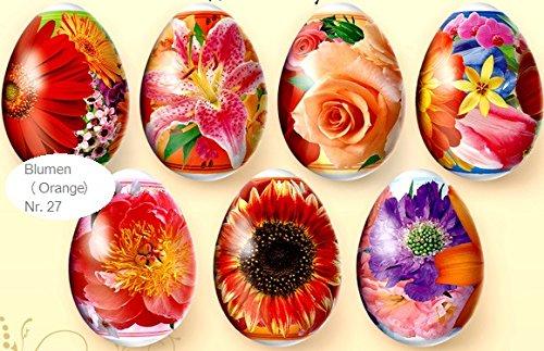 ukrainisches-kunsthandwerk-ostereier-schrumpffolie-blumen-neu-orange-nr27-reicht-fur-7-eier