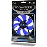 (((noiseblocker))) BlackSilentFan XL-P - 120x120x25mm - 4Pin (PWM) - 2000U/min - 31dbA - 128m3/h
