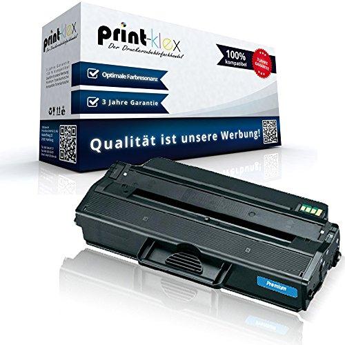 Preisvergleich Produktbild kompatibler XXL Toner für Samsung ML2950 ND ML2950 NDR ML2951 D ML2955 DW ML2955 FW ML2955 ND SCX4728 FD SCX4728 FW SCX4729 FD SCX4729 FW SCX4729 FWX 2.500 Seiten MLT D103L MLTD103SELS MLTD103LELS MLTD103S MLTD103L Black