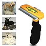 Long &Short Hair deShedding Tool for Dogs/Cats,Provides Excellent Pet Grooming Results With Minimal Effort 11