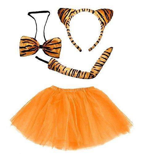 Lizzy, costume di animale per bambina, per carnevale, halloween, feste in costume