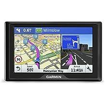 Garmin Drive 50LM Satellite Navigation with Full Europe Lifetime Maps - 5 Inch, Black