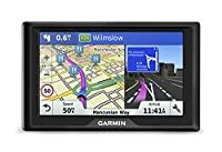 Garmin Drive 50LM Satellite Navigation with Western Europe Lifetime Maps - 5 Inch, Black