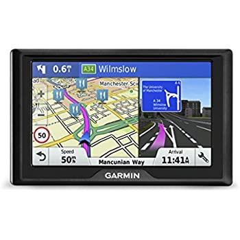 garmin drive 50lm satellite navigation with uk and ireland lifetime maps 5 inch black