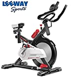 #8: Spin Bike S-104  Exercise Fitness Spinning Bike  Spine Fitness Equipment  Exercise Cycle for Home Gym  Indoor Cycle  Trainer Fitness Bike  Gym Bike (Imported)
