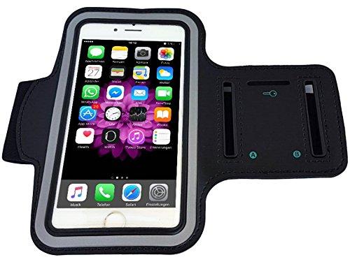 SoniceShop24 Sport Armband Hülle inkl. Schlüsselhalter für Iphone 5 / 5s /...