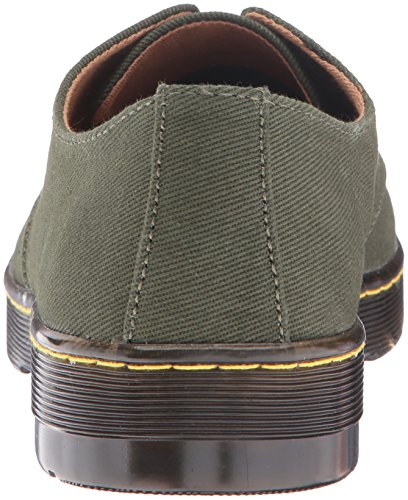 Dr. Martens, Sneaker uomo Forest Overdyed Twill Canvas