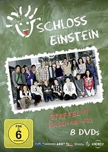 Schloss Einstein - Staffel 11 - Folgen 481-532 (8 DVDs)