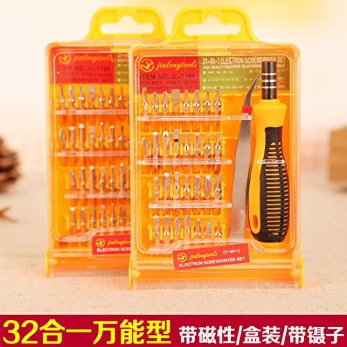 donfonhyx989u7 Boxed Set Schraube Schraube Schraube Kit Multifunktions-Reparaturanleitung