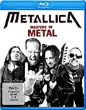 Metallica - Masters of Metal [Blu-ray] [Import allemand]
