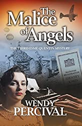 The Malice of Angels: Esme Quentin Mystery