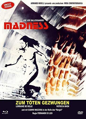 Madness - Zum töten gezwungen [Blu-ray] [Limited Edition]