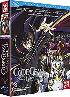 Code Geass Lelouch of the Rebellion R2 - Intégrale Saison 2 [Blu-ray] (B008KRMT2C) | Amazon Products