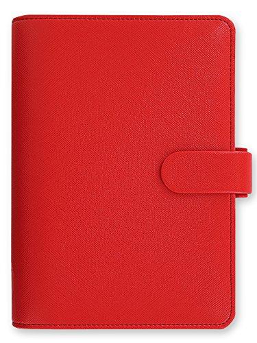 filofax-saffiano-poppy-agenda-personale-colore-papavero