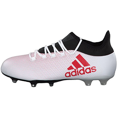 Scarpe Da Calcio Adidas Mens X 17.2 Fg Multicolor (greyreacorblack)