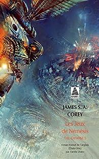 The Expanse, tome 5 : Les jeux de Némésis par James S.A. Corey