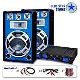 Unbekannt Blue Star Series PA Set Beatstar 2000W