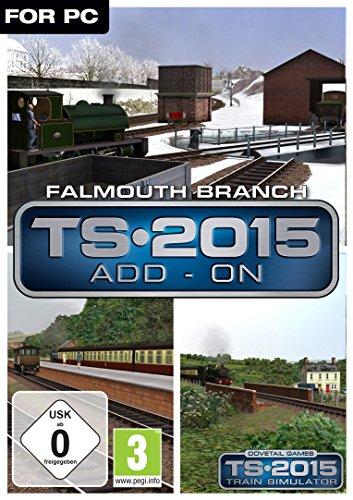 Train Simulator 2015 Falmouth Branch Route AddOn