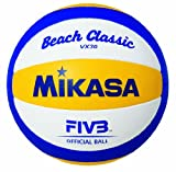 MIKASA VX-30 Ballon de Volley Mixte Adulte, Bleu