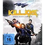 Killjoys - Space Bounty Hunters - Staffel 1 [Blu-Ray]