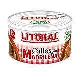 LITORAL Callos Madrileu00f1a Plato Preparado Sin Gluten - 380 gr