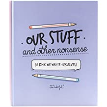 "Mr. Wonderful - Libro ""Our stuff and other nonsense"" (WOA02356)"