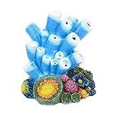 ZYCX123 Luftblase, Korallenperlen, Sauerstoffpumpe, Kunstharz, Dekoration für Aquarien