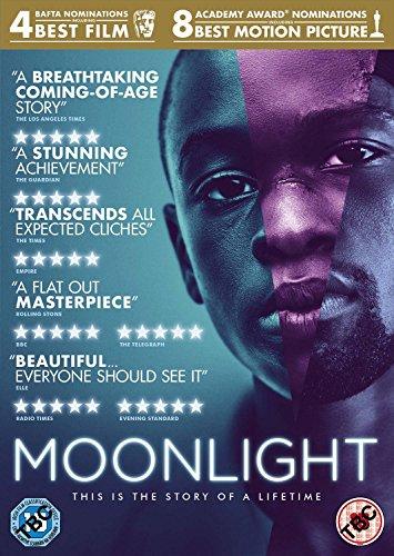 Moonlight [DVD] [2017] [UK Import]